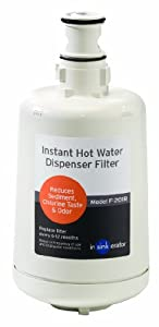 InSinkErator F-201R Filtration Replacement Cartridges, 2-Pack