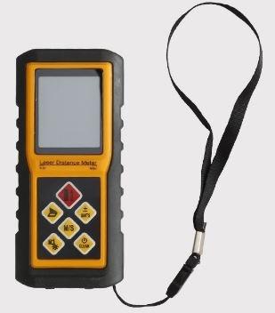 Digital Laser Distance Measure Range Finder Meter Measuring Device Tool,Lightweight Tape Diastimeter 0.16(0.05m) to 131ft (40m)