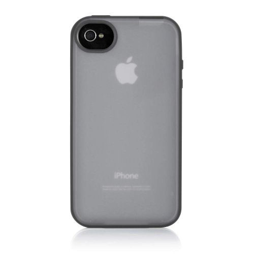 Belkin Essential Case for iPhone 4 and 4S (Clear / Black)