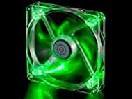 CoolerMaster社製 ケースファン R4-BCDR-10FG-J1 (BC 140 Green LED Fan)