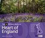 Heart of England (AA 100 Best Walks in)