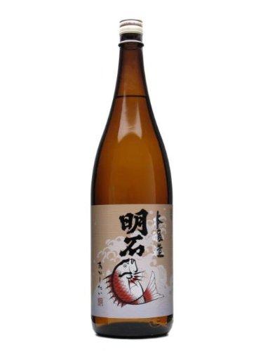 Akashi-Tai Honjozo Sake / Large Bottle / 180cl