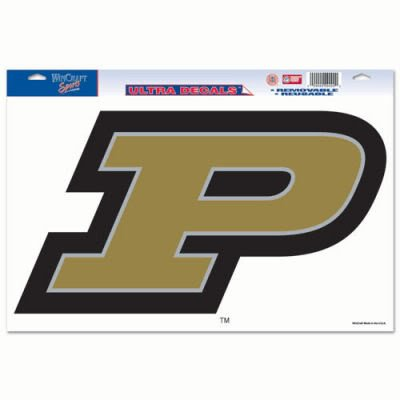 Purdue University Ultra Decal 11x17