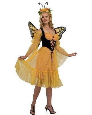 Rubie's Costume Monarch Butterfly Costume, Standard