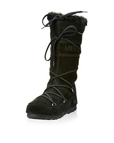 MOON BOOT Stivale W.E. Butter [Nero]
