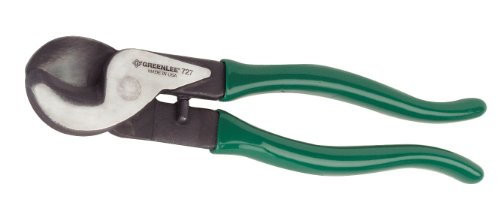 Greenlee 727 Cable Cutter, 9-1/4-Inch