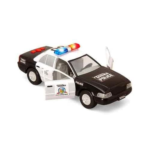 Tonka Lights & Sound Police Car Toys & Games