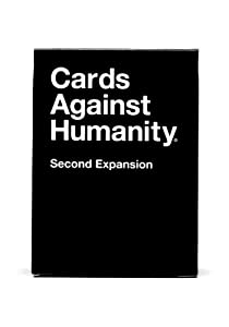 Cards Against Humanity: Second Expansion by Cards Against Humanity
