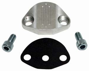 Empi 31-3011 Billet Fuel Pump Block-Off, Vw Bug, Baja, Sand Rail, Dune Buggy, Ea (Rail Buggy Parts compare prices)