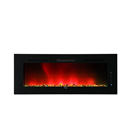 Linear Electric Fireplace