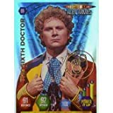 Doctor Who Alien Armies Embossed Foil Card E6