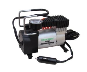 Mini compressore professionale 12V portatile: Amazon.it: Giardino e giardinaggio