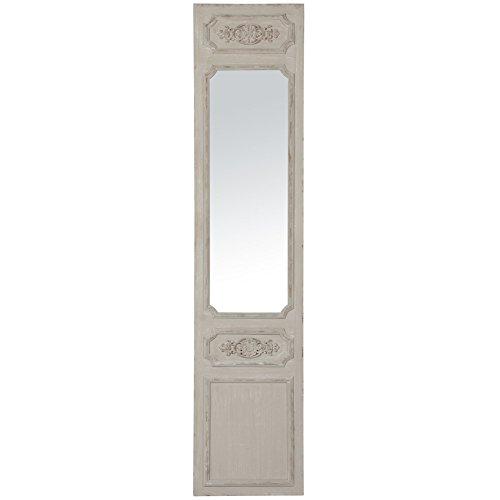 cote-table-24781-amboise-mastic-miroir-bois-paulownia-verre-gris-antique-200-x-45-cm