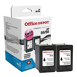 Office depot r brand c56 2 hp 56 for Office depot shirt printing