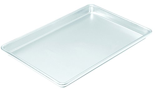 Chicago Metallic Commercial II Traditional Uncoated True Jelly Roll Pan, 15-Inch by10-Inch (Steel Jelly Roll Pan compare prices)