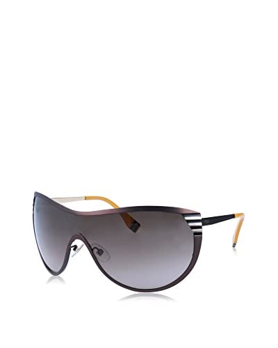 Fendi Occhiali da sole 0057/S MXN/OH (53 mm) Marrone