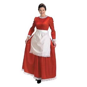 Mrs. Claus Christmas Charmer Costume