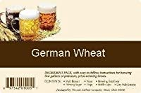 German Wheat All Grain Advanced Homebrew Beer Ingredient Kit by Learn To Brew