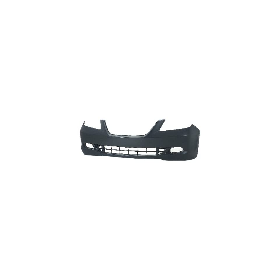 OE Replacement Honda Odyssey Front Bumper Cover (Partslink