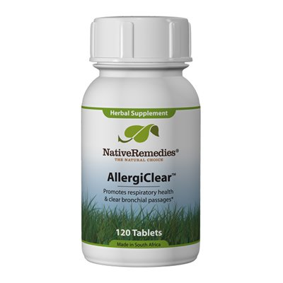 Native Remedies AllergiClear Allergy And Immune Support