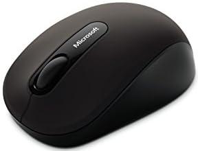 マイクロソフト ワイヤレスマウス Bluetooth Mobile Mouse 3600 Black ブラック (PN7-00007)