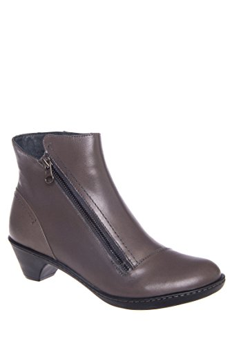 Billie Burnished Low Heel Comfort Boot