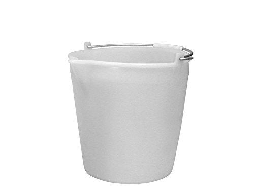 Giganpl Secchio Con Becco Bianco L.12 7250P3 Giganpl
