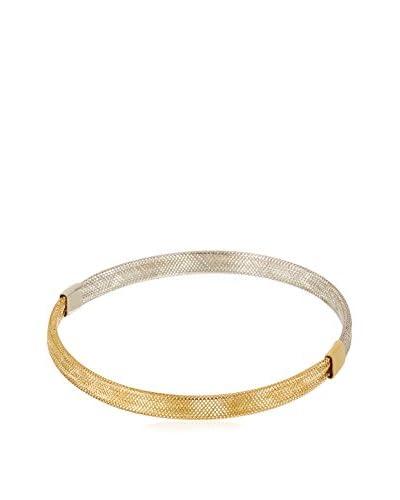 Gold & Diamonds Bracciale Rigido