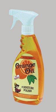 Howards Orange Oil Polish 16oz
