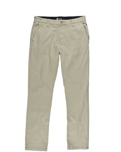 Element - Pantalones para hombre, tamaño 32 UK, color beige