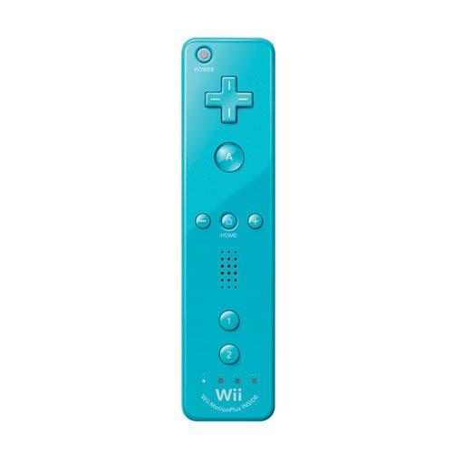 Wii Remote Plus - Blue