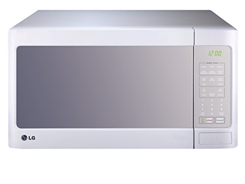 LG LCS1413SW Countertop Microwave Oven with EasyClean, 1.4 cu. ft., White (Lg Microwave Oven Small compare prices)