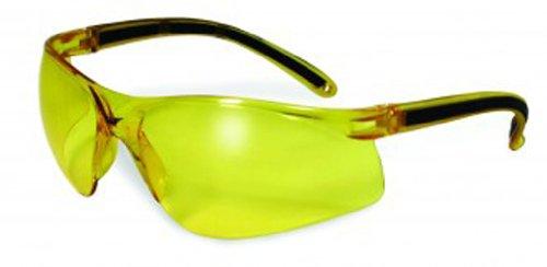 Global Vision Eyewear Matrix Safety Glasses, Yellow Tint Lens     Matrix