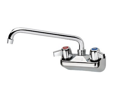 Krowne 10-410L Low Lead Faucet, Splash Mount, 4