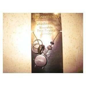 "Twilight ""New Moon"" Prop Replica (Victoria's Pendant Necklace)"