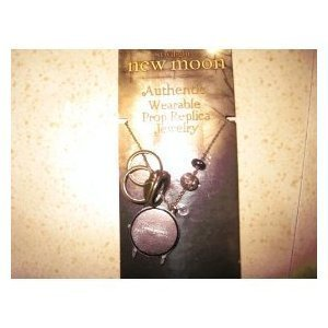 "Twilight ""New Moon"" Prop Replica (Victoria's Pendant Necklace)"