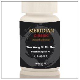 Meridian Classic Premium Brand Teapills - Tian Wang Bu Xin Dan / Tian Wang Bu Xin Wan, Celestial Emperor Pill