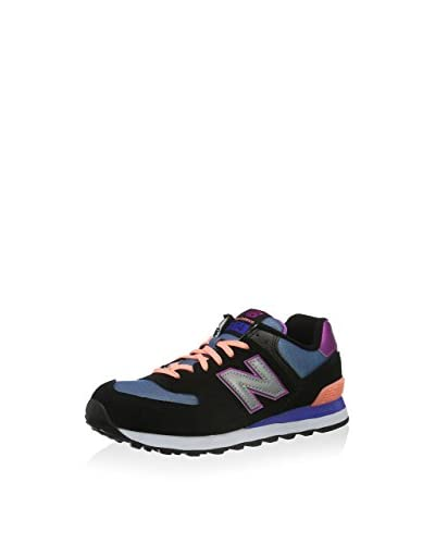 ZZ-New Balance Zapatillas WL574TPA