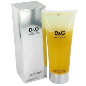 Masculine by Dolce & Gabbana - shower gel 200 ml by Dolce & Gabbana