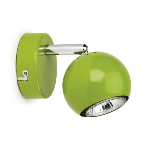 POP Spot 1 lumière vert anis