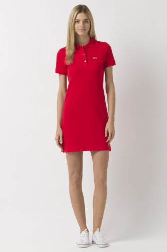 80th Anniversary Short Sleeve Heavy Pique Polo Dress