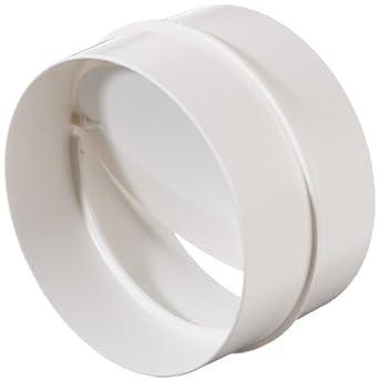 Wpro rsv100 clapet standard pour hotte aspirante diam tre 100 mm import alle - Diametre hotte aspirante ...