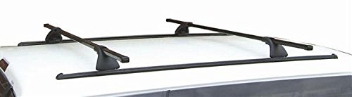 Perrycraft (SQ5540-B) Roof Rack, Black (2000 Civic Roof Rack compare prices)