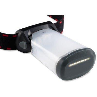 MAMMUT(マムート)LEDヘッドランプ  Lucido TR1 Ambient Light ヘッドライトにもランタンにもなる優れもの  輸入品