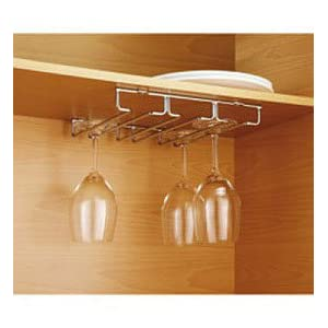 Chrome Stemware Holder