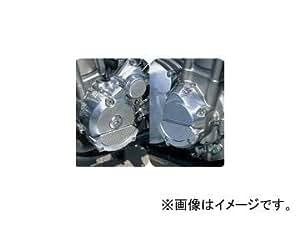 ポッシュ(POSH) エンジンガード CB1300SF('98~'12) CB1300SB('05~'12) CB1100('10~'12) X-4/LD チタンカラー 053302-11