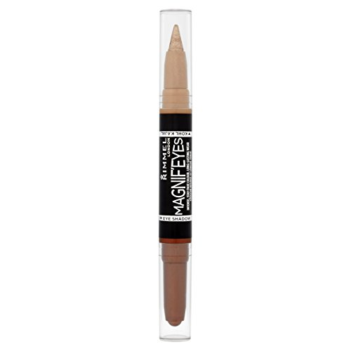 Rimmel London Magnif Eyes And Kohl Kajal Ombretti Occhi E Definitore 2In1 - 1.6 gr
