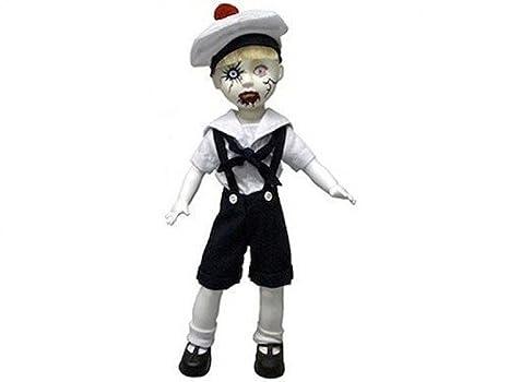 Mezco Toyz Living Dead Dolls Series 25 Cracked Jack Action Figure by Mezco Toyz (English Manual)