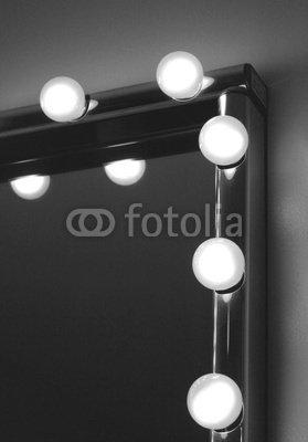 Wallmonkeys Peel and Stick Wall Decals - Star Mirror 2 - 60
