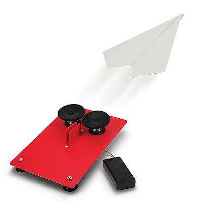 electric plane launcher instructions